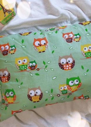 Подушка для детского сада. детская подушка