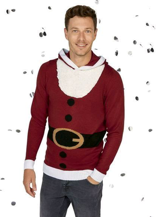 Livergi новый новогодний свитер