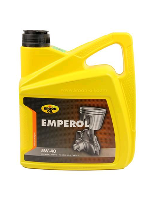 Масло Моторное KROON OIL EMPEROL 5W-40 4л