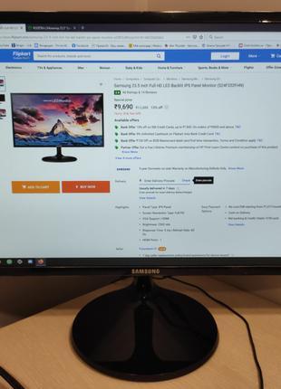 Монитор Samsung S24F352FHU
