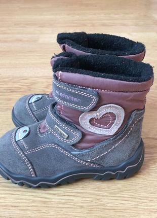 Термо ботинки elefanten германия 24 размера в отличном состоянии