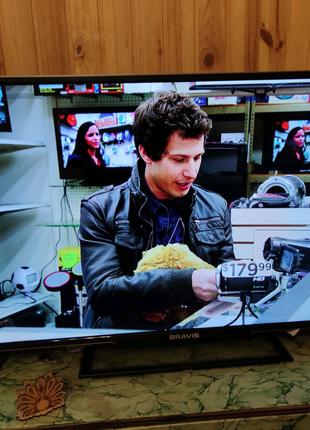 Телевизор BRAVIS 46 дюймов Led-46C2000B