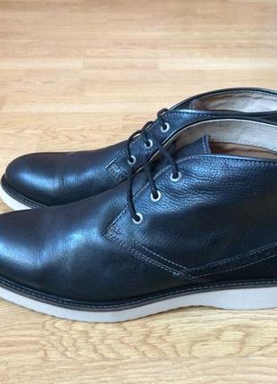 Кожаные ботинки wrangler сша 44 размера в состоянии новых
