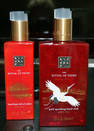 Набор для рук the Ritual of Tsuru
