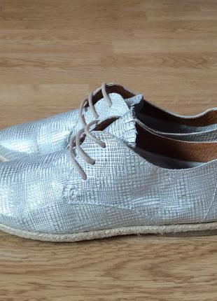 Кожаные ботинки max 36 размера в состоянии новых