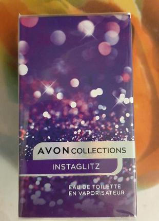 Туалетная вода avon collektions instaglitz