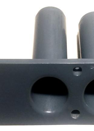 Комплектующие пылесоса Zelmer 919  двойной патрубок
