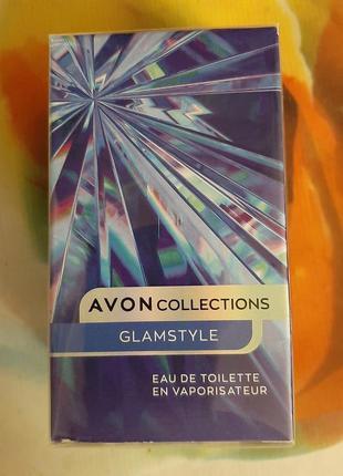 Туалетная вода avon collections glamstyle