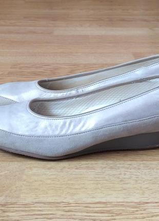 Кожаные туфли ara германия 38 размера