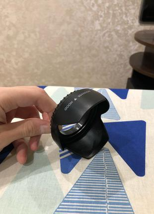 Новая бленда для объективов 18-55mm