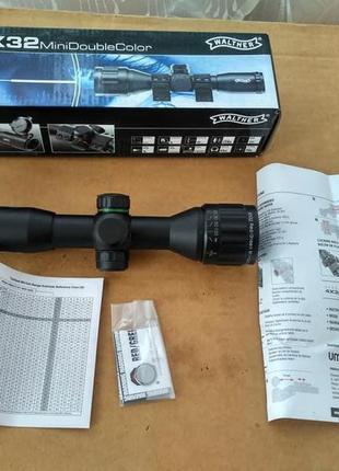 Walther 6x32 AO Mini