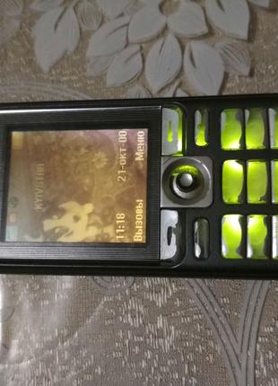 Телефон Sony Ericsson K320i