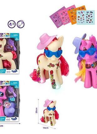 Игровой Набор Пони с аксессуарами My Little Pony 19 см
