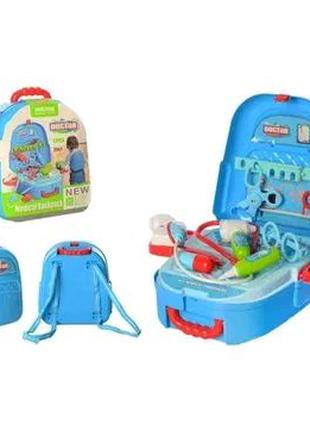 """Набор доктора """"Medical Backpack"""" в чемодане"""