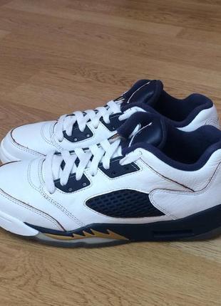 Кожаные кроссовки nike jordan 36 размера оригинал