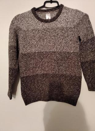 Суперский свитер для мальчика