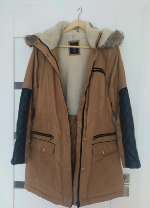 Зимова жіноча куртка парка House