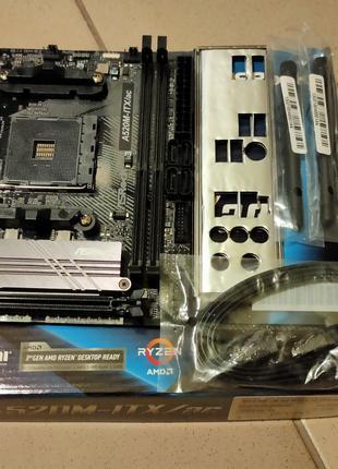 AsRock ITX A520M-ITX/AC Wi-Fi