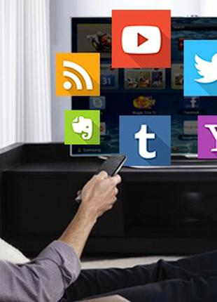 Телевизор Samsung Smart TV Android 24 дюйма +Т2 HD 220v USB/HDMI