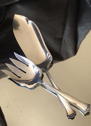Столовое серебро (925) GORHAM набор для рыбы