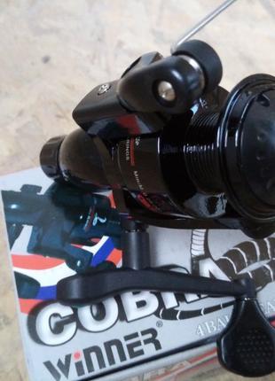 Катушка Cobra(Coblla)Winner 4000 СВ440 И СВ640 шнур Power Pro 125