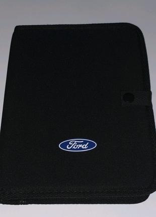 Оригинальная папка, чехол Ford для инструкции и сервисной книжки