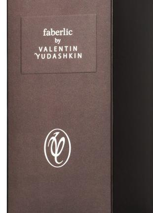 Парфюмерная вода для мужчин Faberlic by Valentin Yudashkin