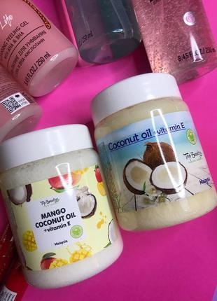 Кокосовое масло масло для тела масло для волос