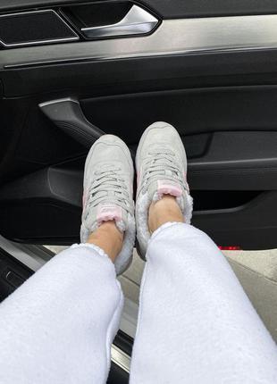 New balance 574 winter кроссовки зима наложенный платёж купить