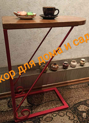 Кофейный столик. Дуб