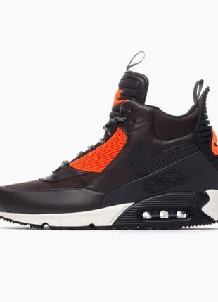Оригинальные зимник кроссовки Nike Air Max 90 sneakerboot