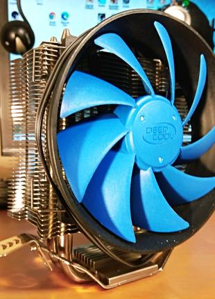 Кулер охлаждение процессора Deepcool Gammaxx S40 ЦЕНА СНИЖЕНА