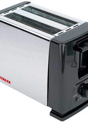 Тостер Vitalex VL-5006, тостер на 2 тоста