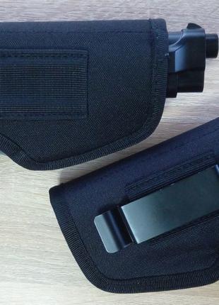 Универсальная поясная кобура для страйкбольного пистолета прав...