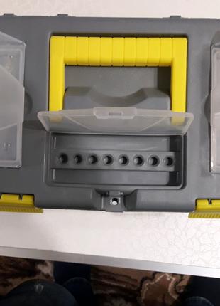 Ящик  INTERTOOL  размер 355×182×153мм
