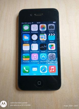 Смартфон Apple iPhone 4 16Gb Neverlock