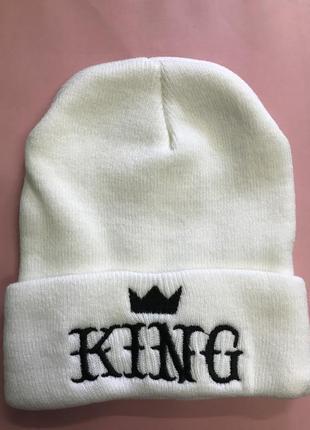 Шапка king