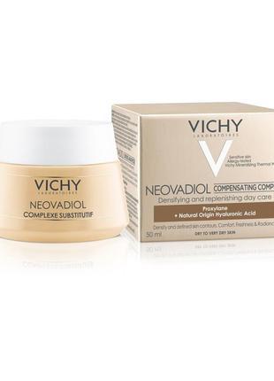 Vichy neovadiol дневной крем-уход для сухой кожи в период мено...