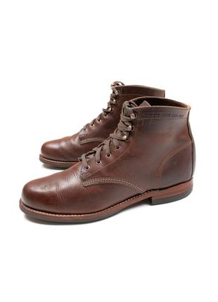 Wolverine 1000 mile boot мужские ботинки red wing levis