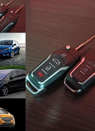 Ключи ford  fiesta focus escape kuga edge mondeo fusion MAZDA ...