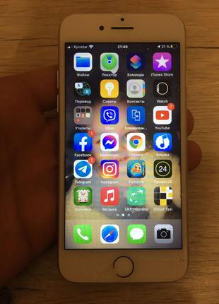 Apple IPhone 7 128 Гб Silver