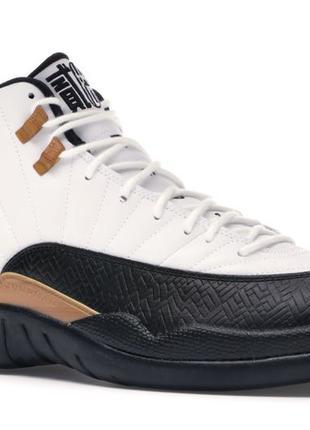 В наличии Оригинал Nike Air Jordan XII 12 CNY Chinese New Year