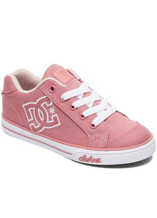Кеды DC Shoes, р.37, стелька 24,5 см. Оригинал.