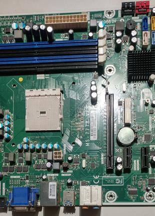 Материнская плата MSI MS-7778 AMD A85 сокет FM2