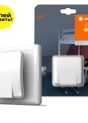 Ночник Ledvance Lunetta Slim Square LED 0,3 Вт 3000K Белый