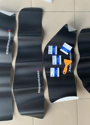 Защитная пленка для автомобильных дверей из ПВХ БМВ BMW Х5 Е70