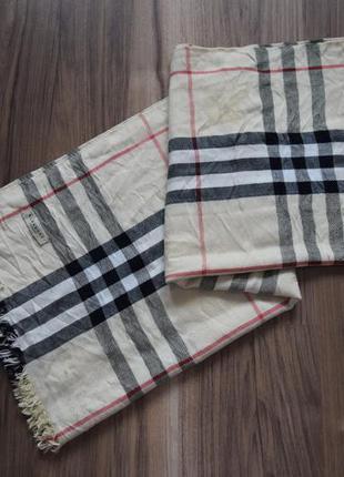 Палантин burberry шарф платок