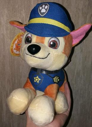 Гонщик Щенячий патруль мягкая игрушка