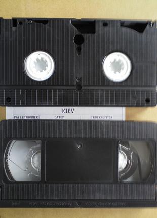 Видеокассеты чистые,новые-BASF.