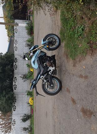 Мотоцикл лифан Lifan kp 250